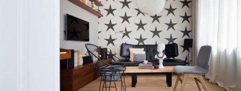 Самобытный дизайн квартиры в скандинавском стиле