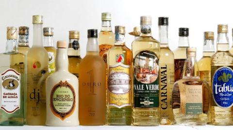 Спиртные напитки. Кашаса