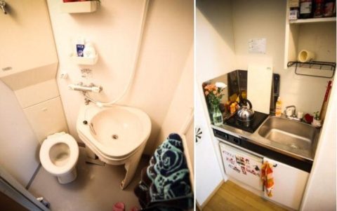 Как живут японцы в квартирах на 8 кв. метров, в сравнении с которыми наши «хрущевки» - настоящие хоромы