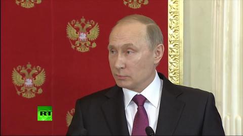 Путин соболезнует главе Киргизии после гибели людей при сходе селей
