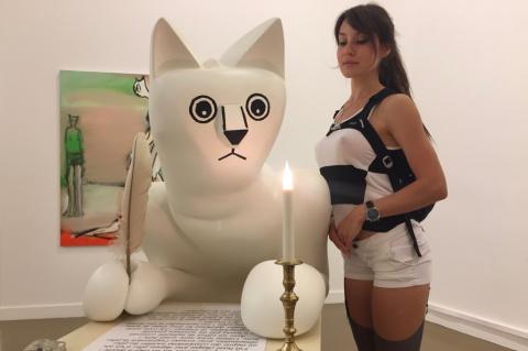 Лена Миро похвасталась грудн…
