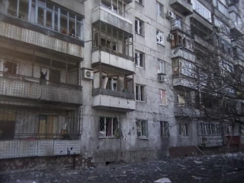 Донецк - 27.09.2015, очередн…