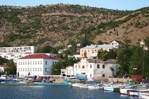 Домашний оттенок Крыма