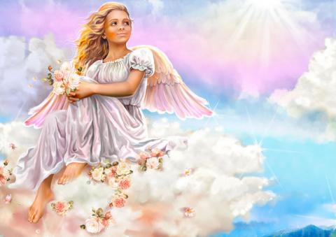 Узнай имя своего ангела-хранителя по дате рождения!