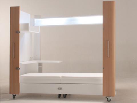 Одна маленькая комната на все случаи жизни