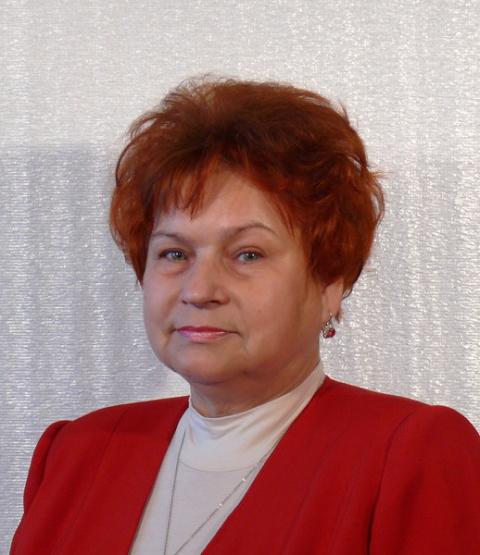 Нина Яковлевна Рахманова