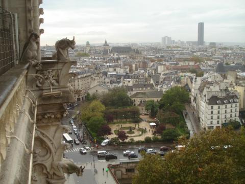Осенний Париж. Путевые заметки. Продолжение.