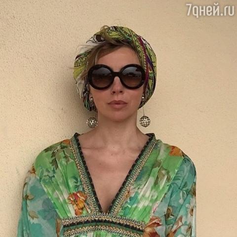 Светлана Бондарчук стала дизайнером