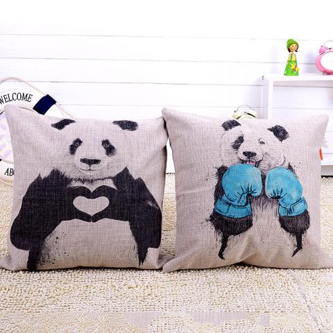 10 вещей с пандами и пандочками. Юбилею старого Пан Пан посвящается!