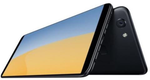 В смартфон Vivo V7 встроили 24-мегапиксельную фронтальную камеру