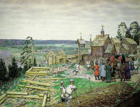 Москва может оказаться на 100 лет старше официальной даты основания