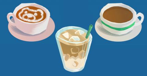 Моментальный кофе-тест: кака…