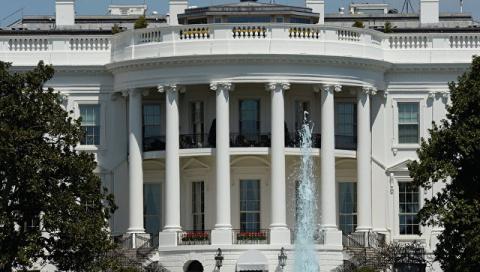 Белый дом пытается добиться …