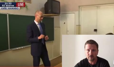 Анатолий Шарий: Яценюк выдумал «факты» о Цукерберге