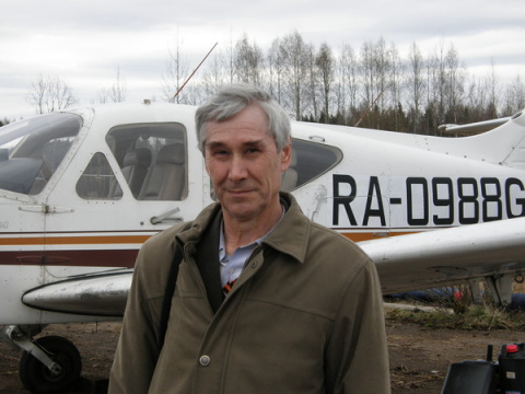Николай Петрович Подвойский (личноефото)