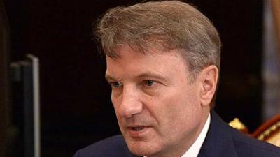 Сенатор Морозов назвал Грефа…
