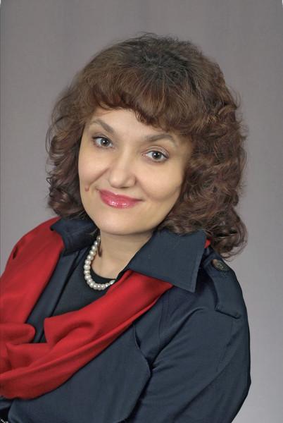 Larissa Luchikhina
