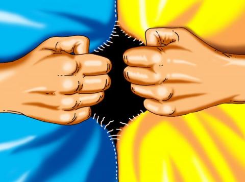 Геноцид «неукраинцев» с одобрения ЕС