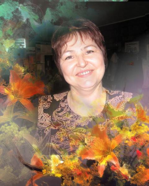 Людмила Дягилева