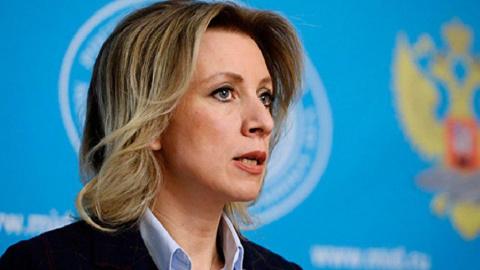 Захарова ответила на высылку двух российских дипломатов из Эстонии