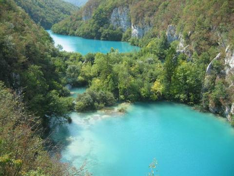 Главная достопримечательность Хорватии — Плитвицкиe озера