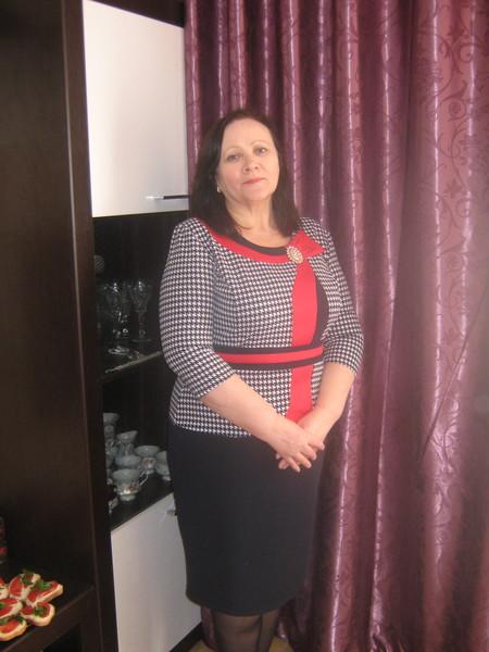 Нина Воробьева