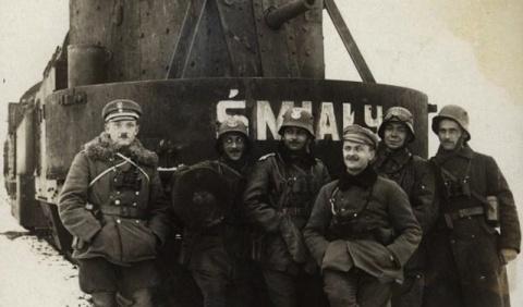 Смертельный рельс: бронепоезда Второй мировой войны