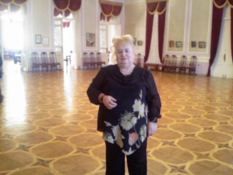 Людмила Байдалина
