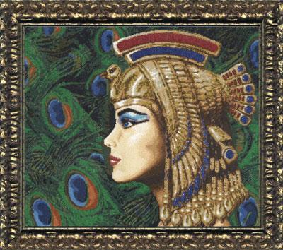 """Схема для вышивки """"Принцесса Египта"""""""