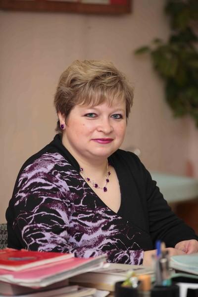 Галина Боровкова