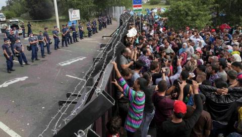 Мигранты раздора: Венгрия подает в суд на ЕС