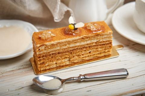 Ромовая баба на Новый год и другие советские десерты