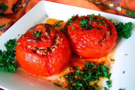 5 лучших блюд из помидоров, которые вы еще никогда не готовили