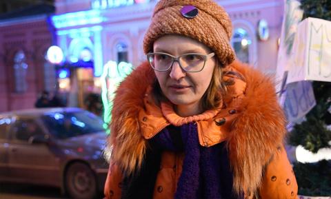 Феминистки Москвы решили бор…