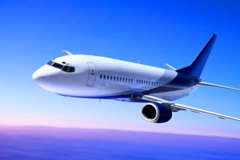 В нижегородском аэропорту самолет приземлился без датчика выпуска шасси