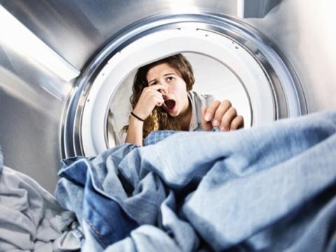 В стиральной машине появилас…