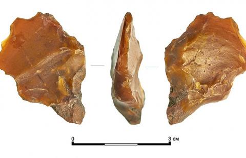 Археологи нашли в центре Мос…