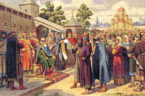 Эпоха Ярослава Мудрого