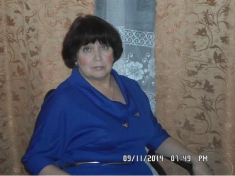 Лариса Зыкина