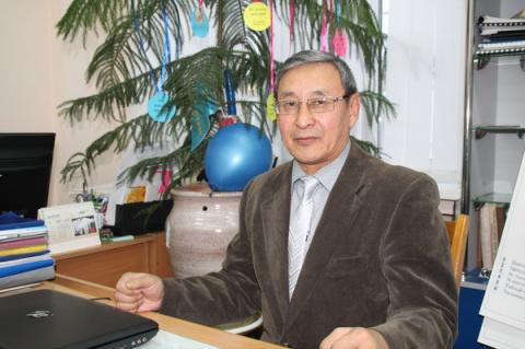 Толеген Шонаевич Асанбаев