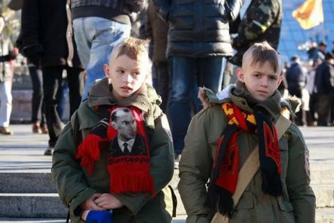 Несколько вопросов украинским родителям. Александр Роджерс