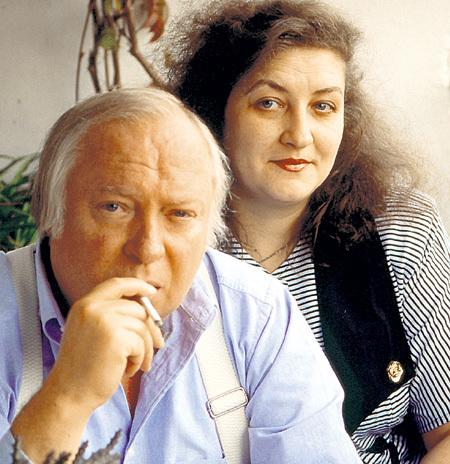 Вдова Ободзинского зря помогала создателям сериала о нём