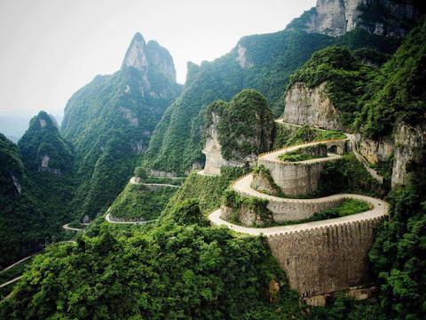 12 самых живописных дорог