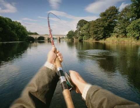 Отличная #рыбалка, #улов так улов! (Ловля монстров)