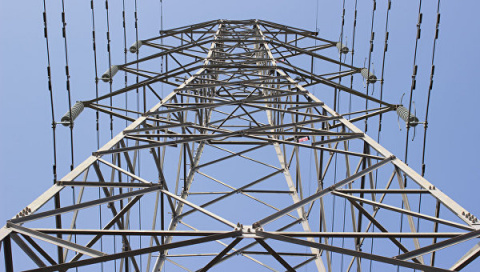 Контракты РФ с Украиной на поставку электроэнергии прекращают действие