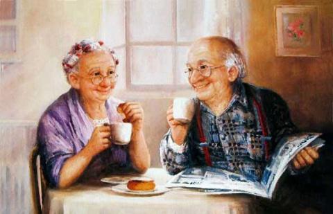 Чудесные стихи о том, что жизнью вместе можно наслаждаться в любом возрасте