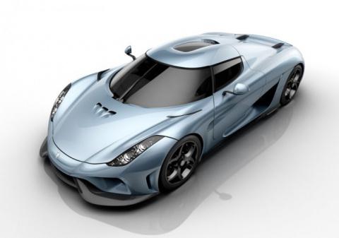 Koenigsegg Regera – самый бы…