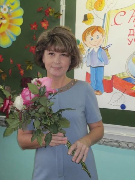Светлана Воробьёва
