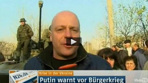 Жители Германии узнали, на сколько букв можно послать украинскую армию