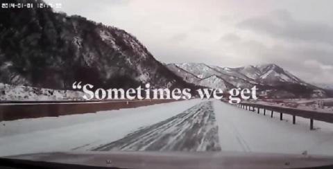 Запад шокировал фильм из записей российских видеорегистраторов, вышедший в прокат